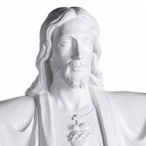 Jésus rédempteur 200 cm fibre de verre s2