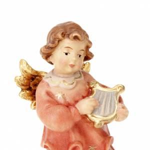 Engel: Klein Engel mit Lyra