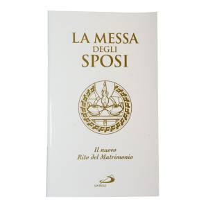 Lectionnaires et missels: La messe des mariés ITA