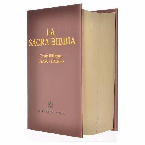 La Sacra Bibbia testo bilingue Latino Italiano s2