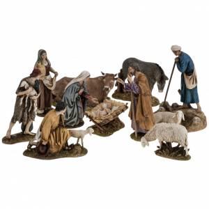 Nativity scene by Landi: Landi Nativity set 18cm