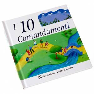 Livres pour enfants: Les dix commandements ITALIEN