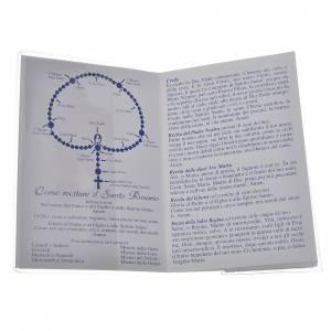Calendari e altri libri religiosi: Libretto rosario S. Giovanni P. II e rosario