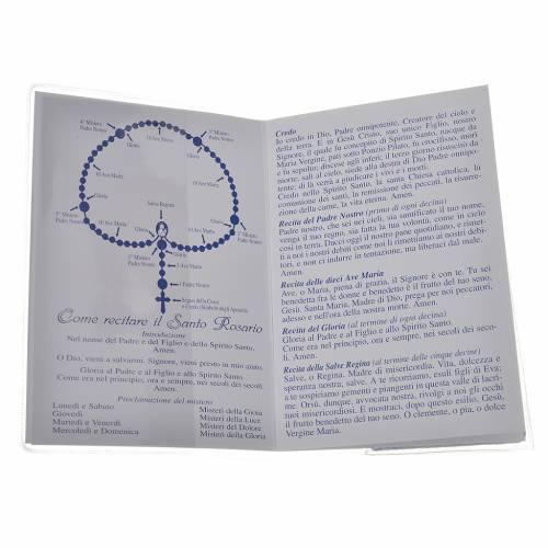 Libretto rosario S. Giovanni P. II e rosario s2