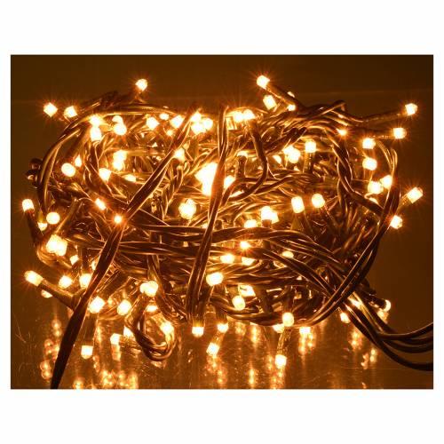 Luces de Navidad 240 mini luciérnagas tenues programables para interior s2