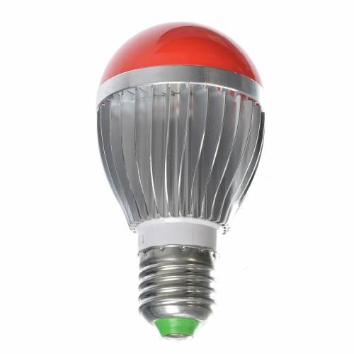 Lumière à led 5W dimmable rouge crèche s1