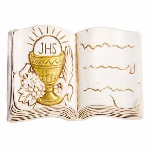 Bonbonniere: Magnet Buch Kelch 5cm