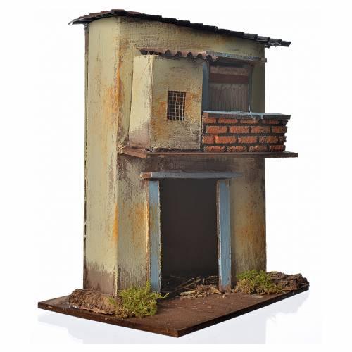 Maison populaire 21x16x25 cm s2