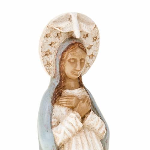 Vergine dell'Avvento 18 cm s2