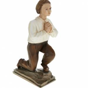 Fiberglas Statuen: Marmorguss Die drei Kinder von Fatima 35 cm