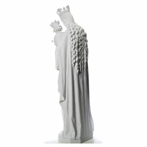 Mary Help of Christians statue in fiberglass, 180 cm s3