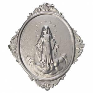 Médaille pour confrérie Assomption de Marie métal s1