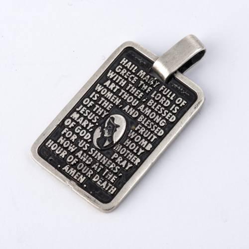 Medalla Oración INGLÉS s2