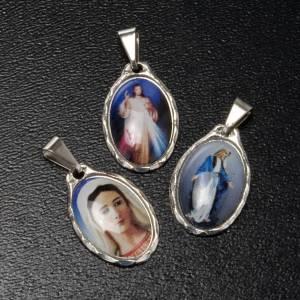 Medalla Plateada Misericordia, Virgen de la Paz, Gracias s2