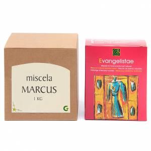 Inciensos, bálsamos y resinas: Mezcla Marcus ad Purificationem (menta)