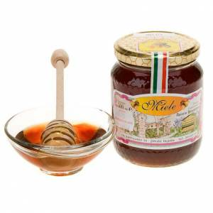 Productos de la colmena: Miel Melata 500 gr. Abadía de Finalpia