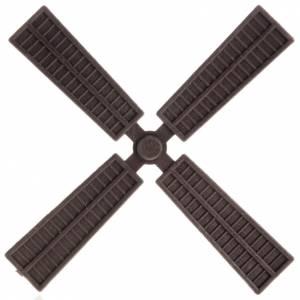 Mini pale pour moulin à vent 12cm, crèche Noel s1