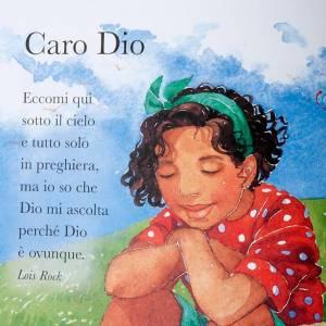 Livres pour enfants: Mon premier livre des prières ITALIEN