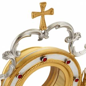 Monstrance with grapes and ears of wheat s5