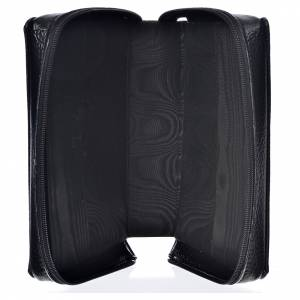 Morning and Evening Prayer cover, black bonded leather s3