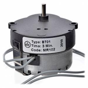 Motor movimientos MR 1/3 rpm s3