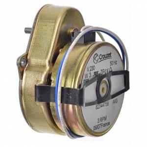 Bomba de agua y motores para movimientos: Motor movimientos MR 3 rpm