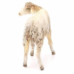 Mouton 30 cm crèche Angela Tripi s3