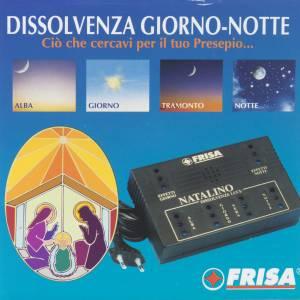 Controladores para el Belén: Natalino N600 difuminación día y noche