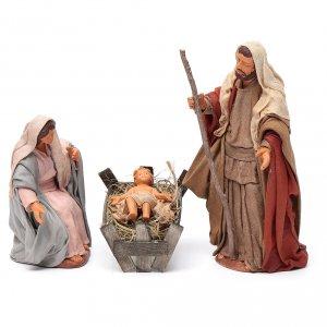 Belén napolitano: Natividad 14 cm