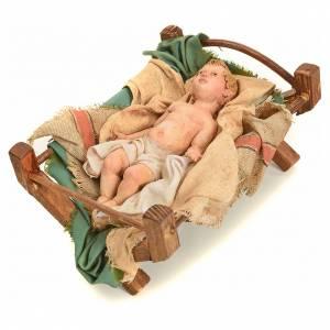 Natividad terracota 30cm, Angela Tripi s7