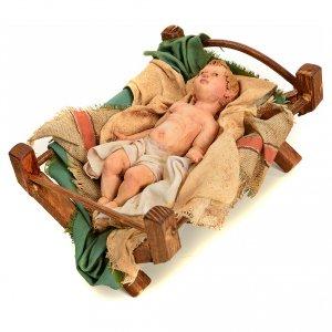 Natività 30 cm Angela Tripi terracotta s7