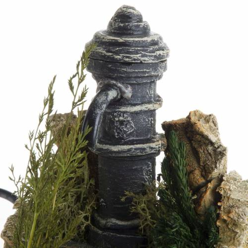 Nativity accessory, nasone fountain s4