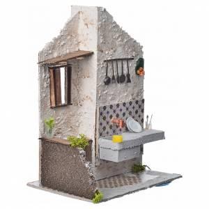 Fountains: Nativity accessory, washtub with pump 20x14x20cm