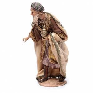 Angela Tripi Nativity scene: Nativity scene figurine, wise man 30 cm, Angela Tripi