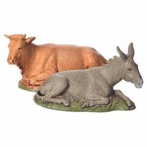 Nativity Scene figurines by Moranduzzo 10cm, 6 pieces s3