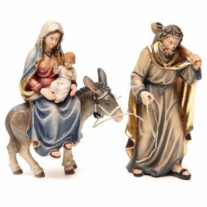 Nativity set, Flight into Egypt s1