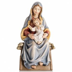 Nativity set, Magi and Mary with Jesus child s8