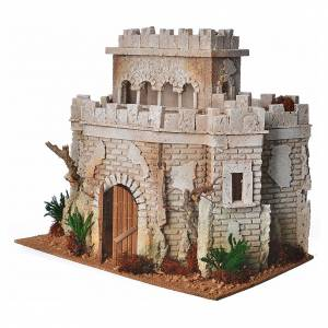 Nativity setting, Arabian castle in cork s2