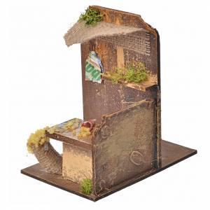Nativity setting, pasta maker workshop 15x9,5x9,5cm s3