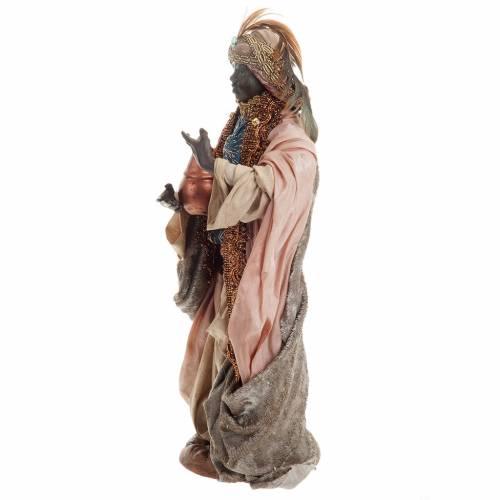 Neapolitan figurines, the Magi 30cm s10