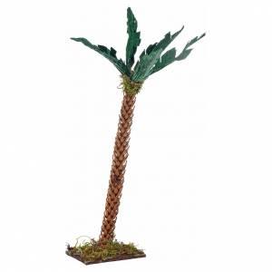 Neapolitan Nativity scene accessory, palm tree 17 cm s1
