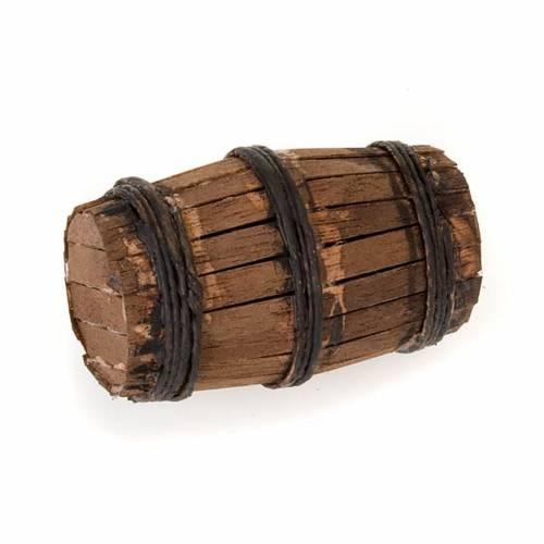 Neapolitan set accessory barrel wood s1