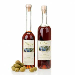 Liqueurs, Grappa and Digestifs: Olive flavoured liqueur