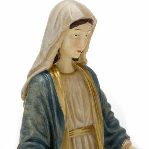 Our Lady of Miracles, plastic statue, 40 cm s2