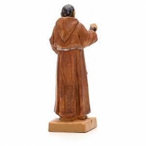 Padre Pío 7 cm Fontanini s2