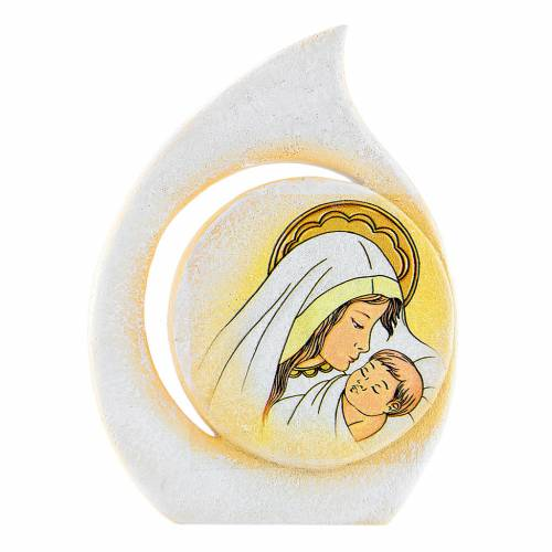 Painting Maternity drop shaped 8cm s1