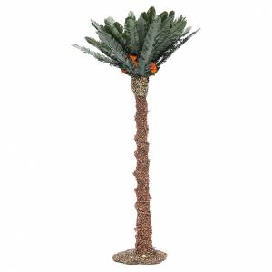 Palmier pour bricolage crèche h réelle 40 cm s2