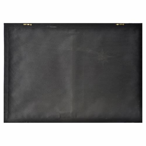 Panel iluminado para el belén con cometa cm. 50x70 s2