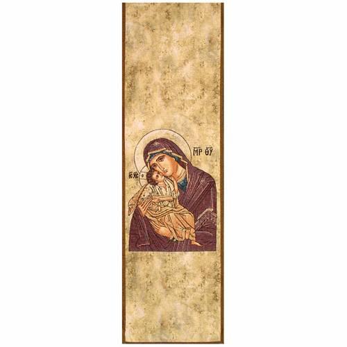 Paño de atril Virgen de la Ternura s1