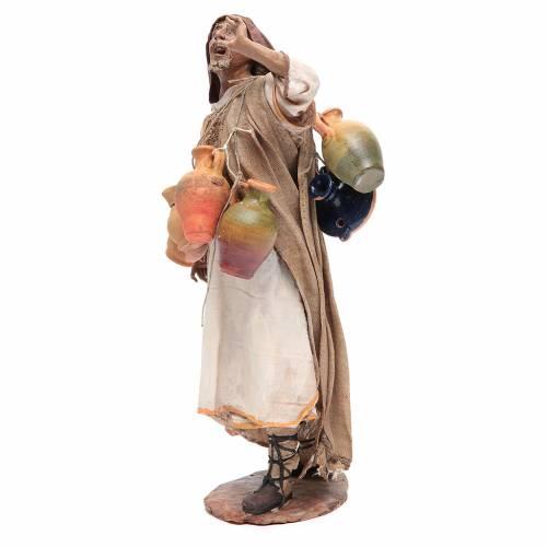 Pastore con anfore 30 cm Angela Tripi s2